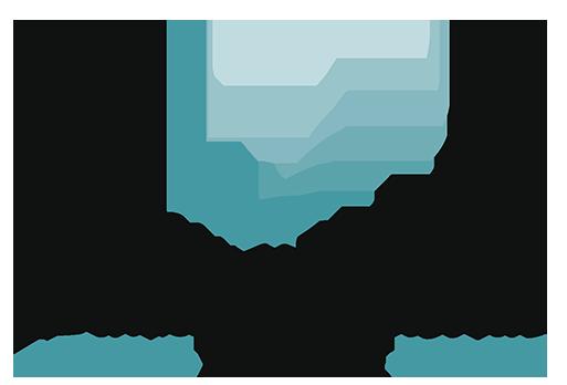Logo de l'agence de communication Laurence Nicolas